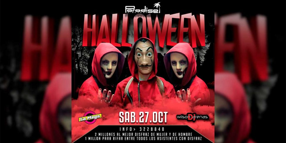 El mejor Halloween en Paradise