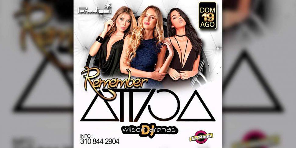 Remember Attica 2 – Agosto 19 en Paradise