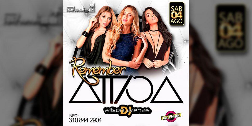 Remember Attica – Agosto de 2018