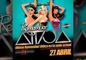 Remember Attica: Última edición en nuestra sede actual – Abril 27