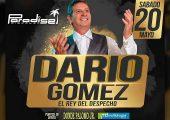 Dario Gomez en Paradise – Mayo 20