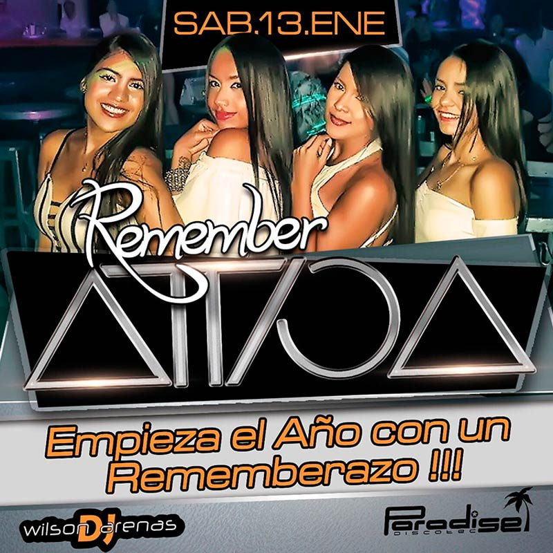 En 2018 regresa Remember Attica!