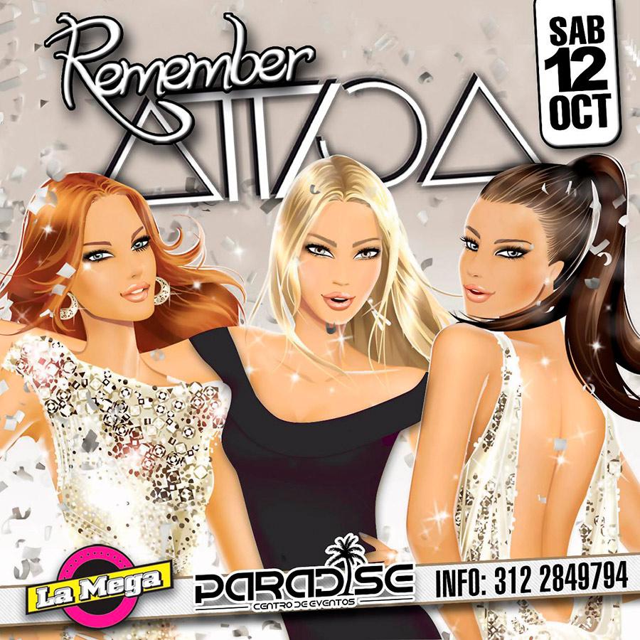 Remember Attica en la Nueva Paradise – Octubre 12