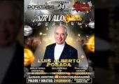 Luis Alberto Posada en concierto – Sept. 24!